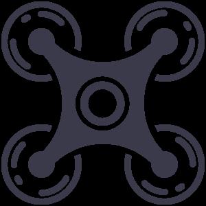 drones-blue