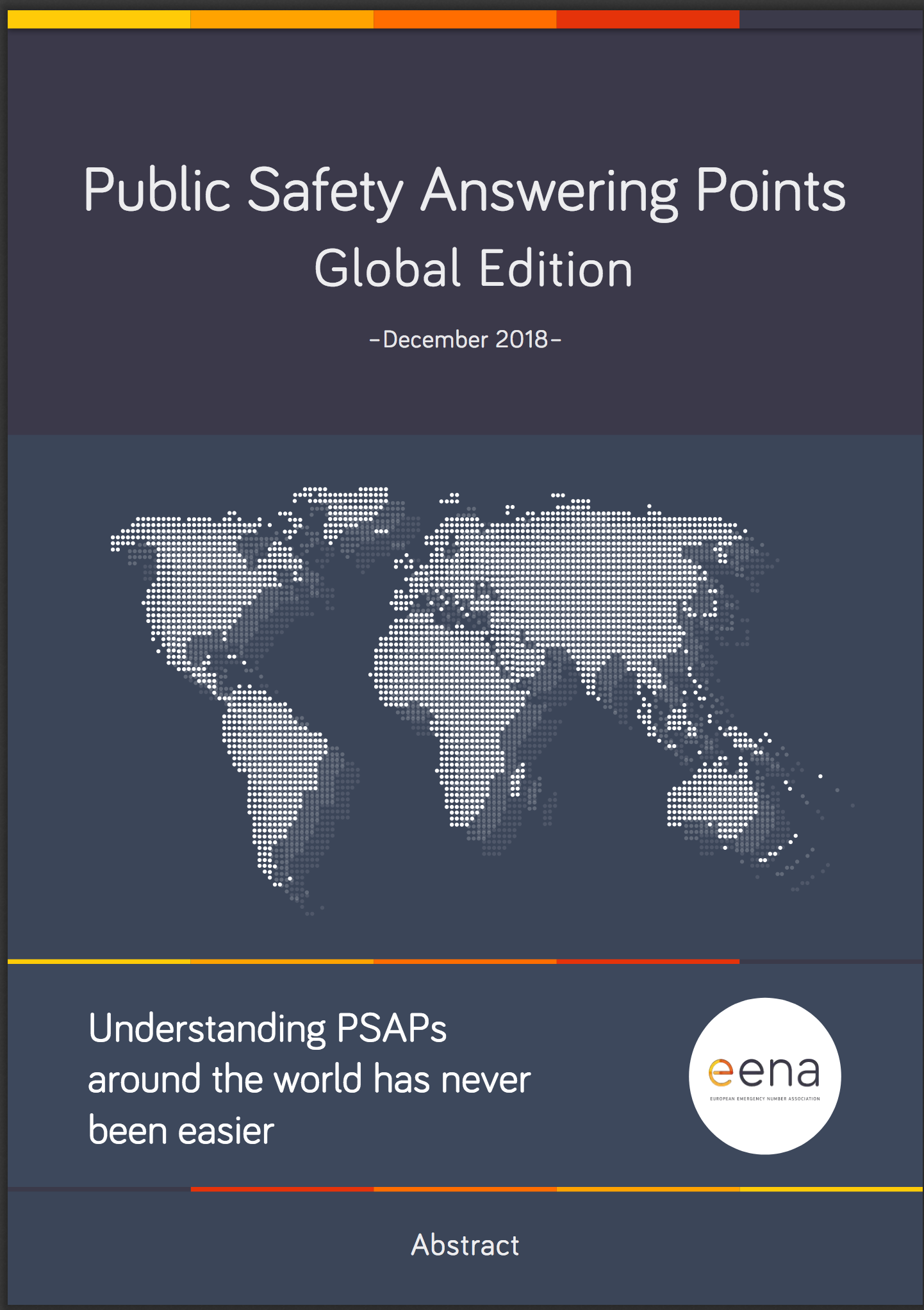 Public Safety Answering Points Global Edition 2018