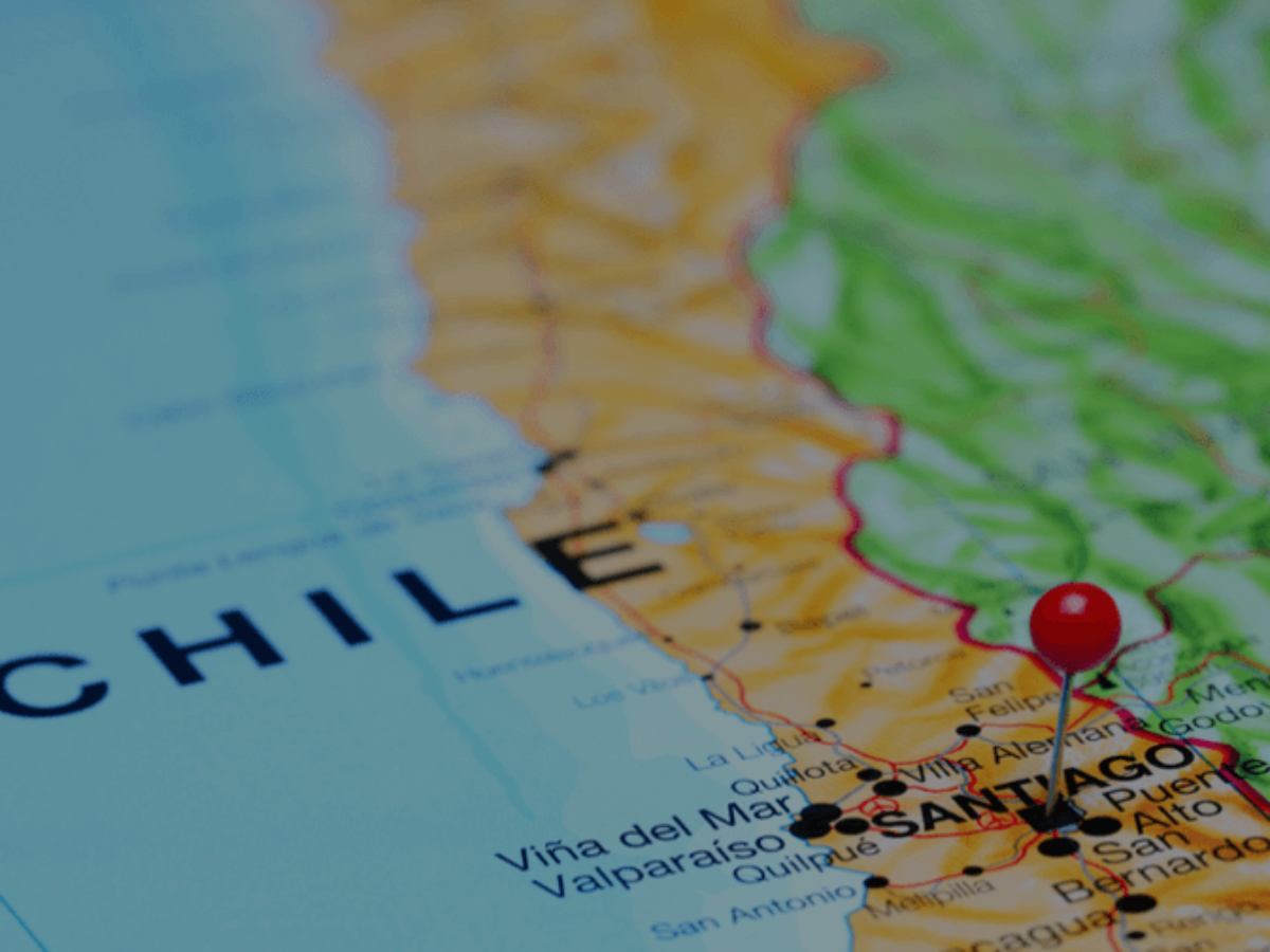 Public Warning in Chile Resilient culture
